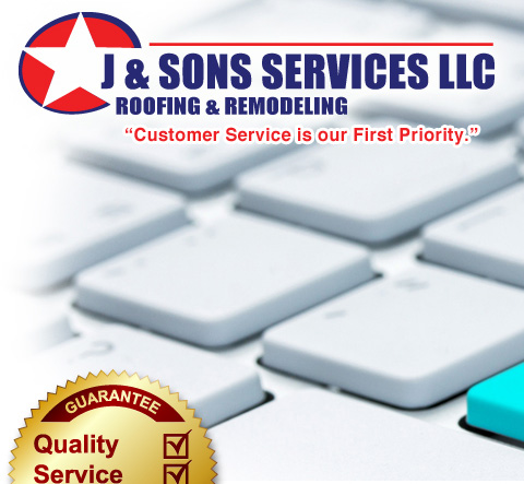 J & Sons Services LLC - Construction & Roofing